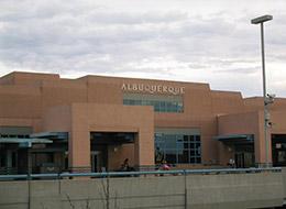 car hire Albuquerque Airport