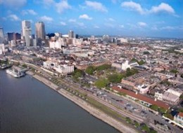 car hire New Orleans