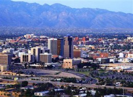 car hire Tucson